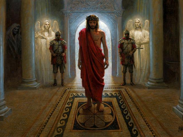 pilatus jesus
